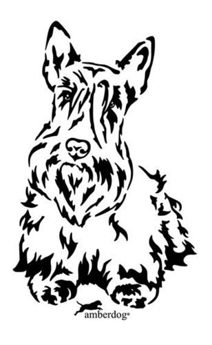 Scottish Terrier Grafiklizenz