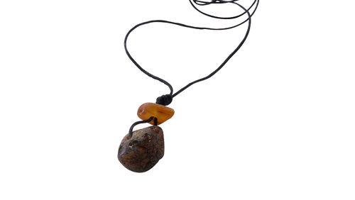 Amber necklace DU